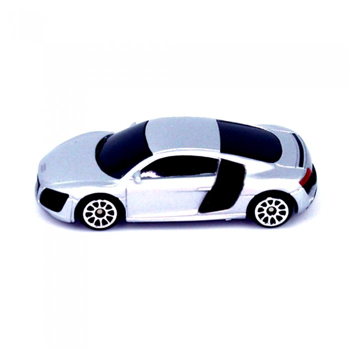 RMZ City Металлическая модель М1:64 Audi R8 344996