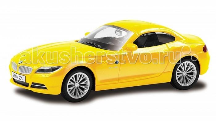 RMZ City Металлическая модель М1:64 BMW Z4 344001