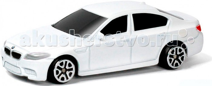 RMZ City Металлическая модель М1:64 BMW M5 344003