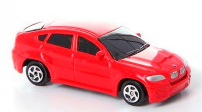 RMZ City Металлическая модель М1:64 BMW X6 344002
