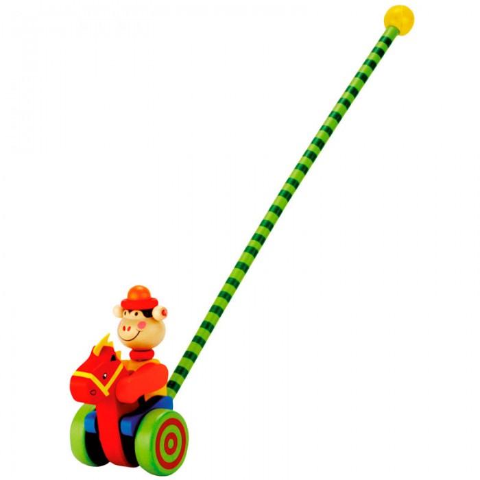 Каталка-игрушка Mertens Каталка Обезьянка