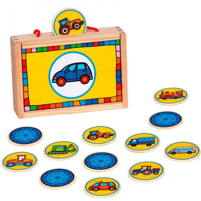 Mertens Игра Найди пару транспортИгра Найди пару транспортBino Игра Найди пару транспорт.  Игра Найди пару окажет положительное влияние на развитие логического мышления ребенка, расширит детские представления о мире, потренирует мелкую моторику рук.<br>