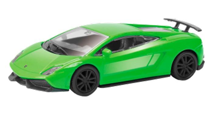 RMZ City Металлическая модель М1:64 Lamborghini Gallardo LP570-4 Superleggera 344998