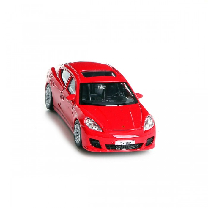 RMZ City Металлическая модель М1:64 Porsche Panamera Turbo 344018