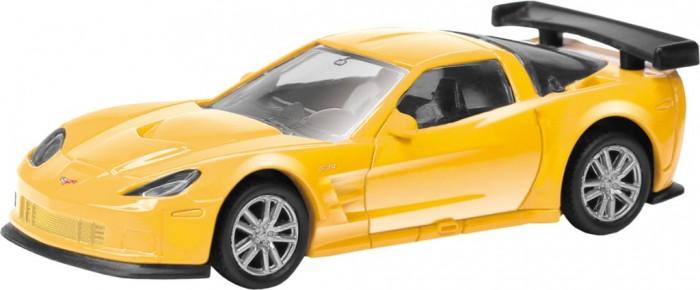 RMZ City Металлическая модель М1:64 Chevrolet Corvette C6.R 344005