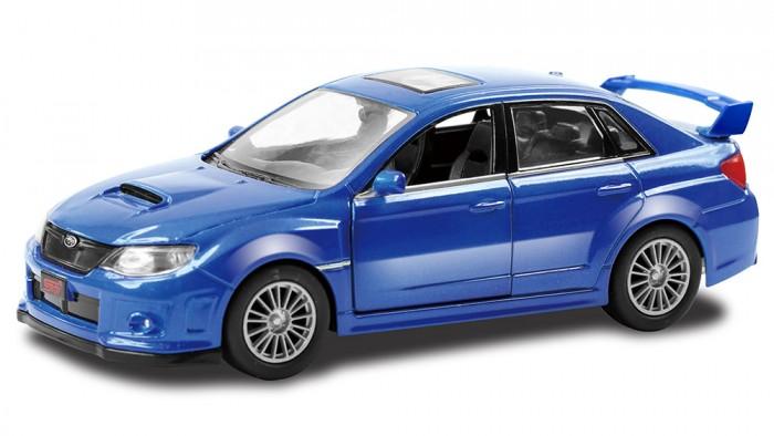 RMZ City Металлическая модель М1:64 Subaru WRX STI 344014