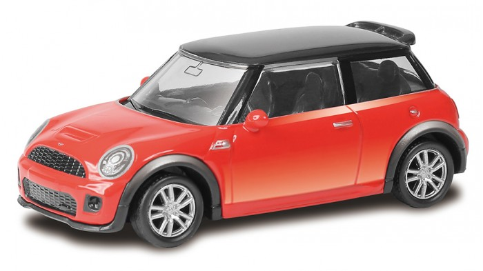 RMZ City Металлическая модель М1:64 Mini Cooper S JCW 344006