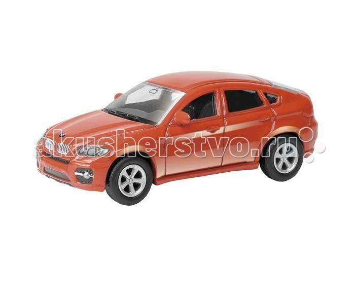 RMZ City Металлическая модель М1:64 JUNIOR BMW X6 344002S