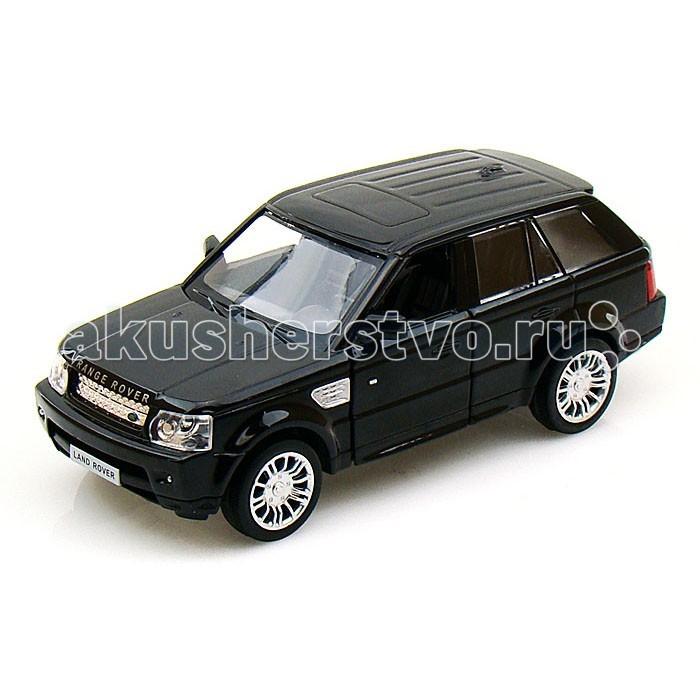 RMZ City Металлическая модель М1:64 JUNIOR Land Rover Range Rover Sport 344009S