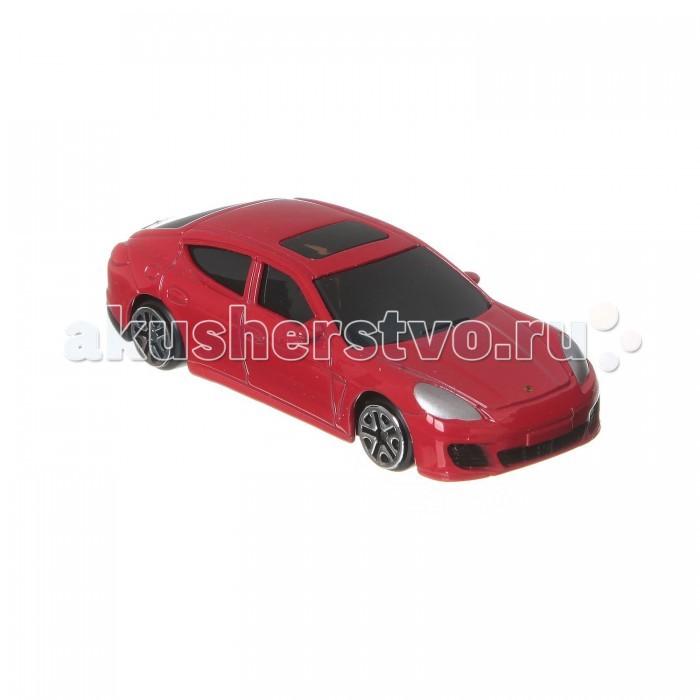 RMZ City Металлическая модель М1:64 JUNIOR Porsche Panamera Turbo 344018S