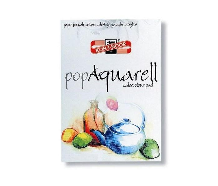 Koh-i-Noor Папка для рисования Pop Aquarell A4 10 листов