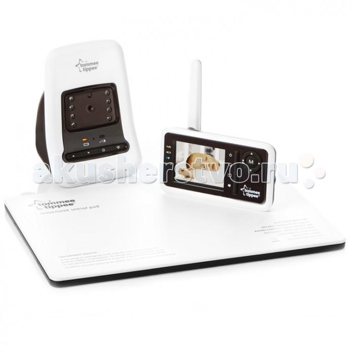 Видеоняни Tommee Tippee цифровая с технологией DECT и сенсором дыхания