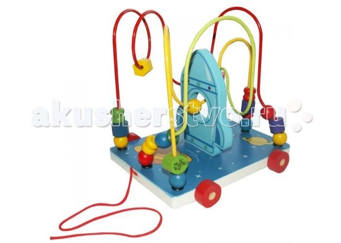 Деревянная игрушка QiQu Wooden Toy Factory Лабиринт КосмосЛабиринт КосмосЛабиринт Космос  Игрушка развивает мелкую моторику детей и мышление.  Лабиринт способствует развитию моторики, цветовому восприятию. Малыш обучается конструированию, учится логически мыслить, запоминает последовательность действий при сборке и разборке машины. Он учится усидчивости, старается довести начатую игру до конца.<br>
