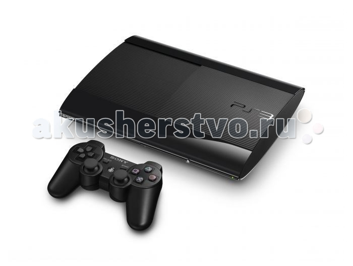 Sony Игровая приставка PlayStation 3 12 GB Super Slim