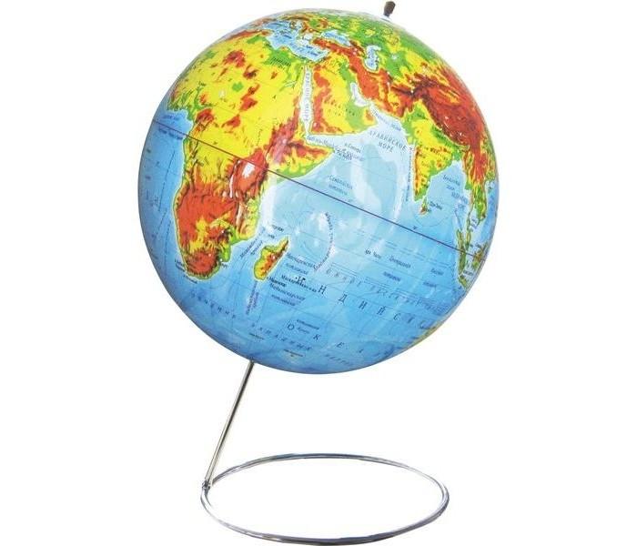 Rotondo Глобус физический 25 см на металлической подставке