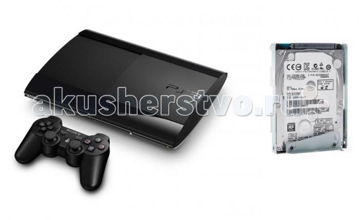 Sony ������� ��������� PlayStation 3 12 GB + HDD 500GB