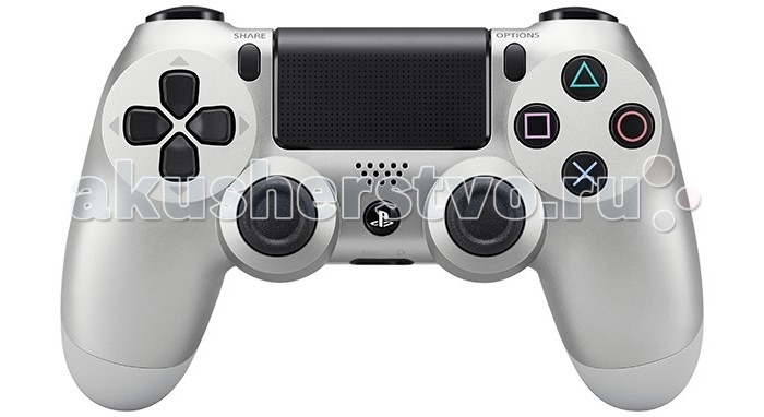 Sony PS 4 Геймпад Sony DualShock Silver от Акушерство