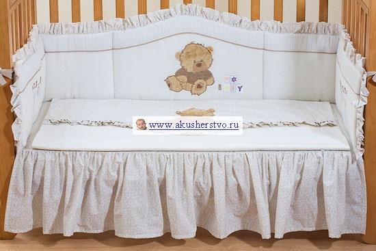 Комплекты для кроваток Giovanni