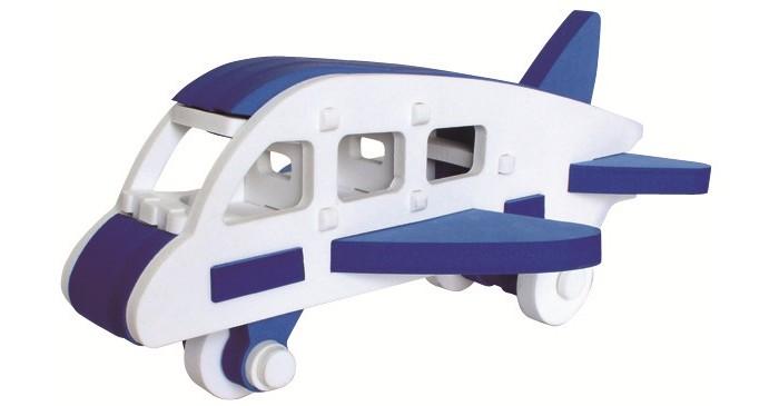 Конструктор Bebox Самолет 26 деталейСамолет 26 деталейКонструктор Самолет придется по вкусу юным любителям самолетов.   Самолет может стать отличным дополнением к любому набору Bebox.  Мягкий конструктор Bebox сделан из вспененного полимера, он не токсичен, не вызывает аллергии, прошел европейскую и российскую сертификации. Материал легкий и прочный, что выделяет его среди прочих конструкторов! После сборки конструктор хорошо и прочно держит форму, что позволяет свободно использовать его в игре. Ребенок может собирать и разбирать конструктор множество раз, а это развивает сосредоточенность, внимательность, двигательную память, мелкую моторику рук и воображение.  Благодаря тому, что конструктор выполнен из вспененного полимера, он свободно держится на воде и может быть использован для игры в ванне.  Размер собранной модели: 23х14х11 см<br>
