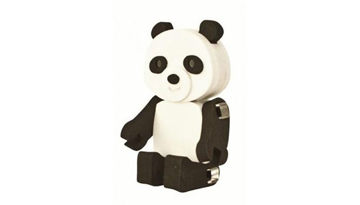 Конструктор Bebox Панда подвижный персонаж