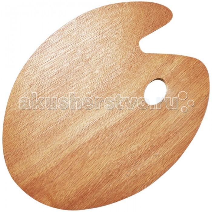 Малевичъ Палитра Овальная 30*40 смПалитра Овальная 30*40 смПалитра деревянная прямоугольная. Предназначена для смешивания красок.<br>