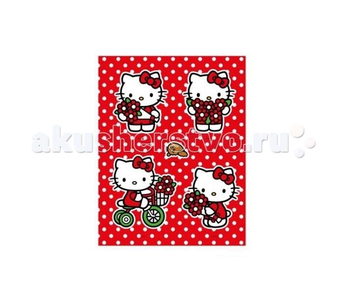 Action Настольное пластиковое покрытие для лепки Hello Kitty А3