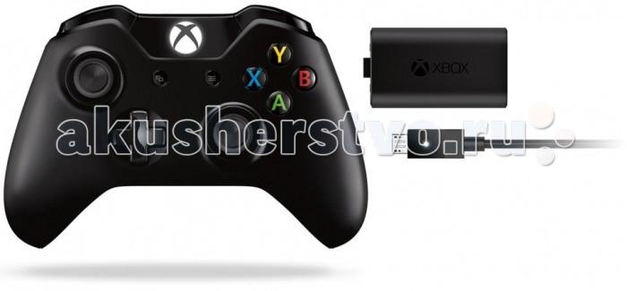 Microsoft ������� ������������ 3.5 mm XboxOne Wireless Gamepad + ����������� + ������