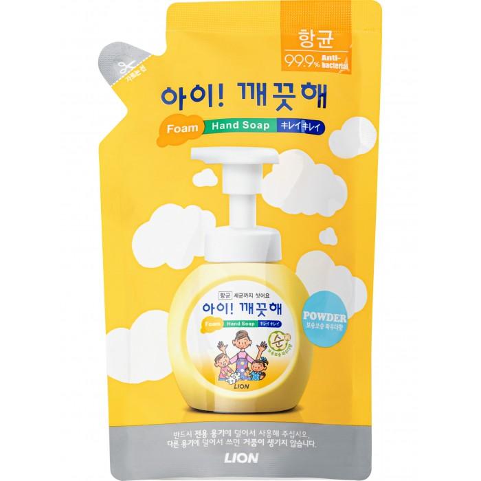 CJ Lion Пенное мыло для рук Ai Kekute Sensitive для чувствительной кожи запасной блок 200 мл