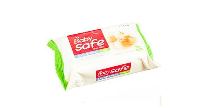 CJ Lion Мыло для стирки детского белья Baby Safe с экстрактом восточных трав 190 г