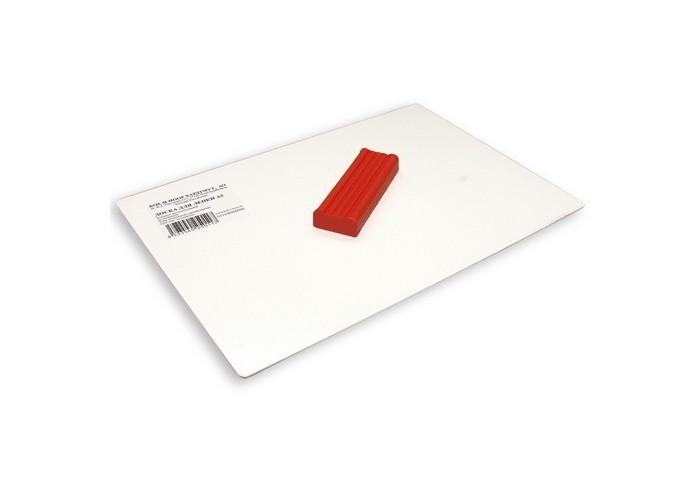Koh-i-Noor Доска для работы с пластилином А4 21х29.7 смДоска для работы с пластилином А4 21х29.7 смKoh-i-Noor Доска для работы с пластилином А4 21х29.7 см  Формат - А4 (210 x 297 мм)  После использования легко отчищается  Цвет - белый  Материал - жесткий пластик  Закругленные углы.<br>