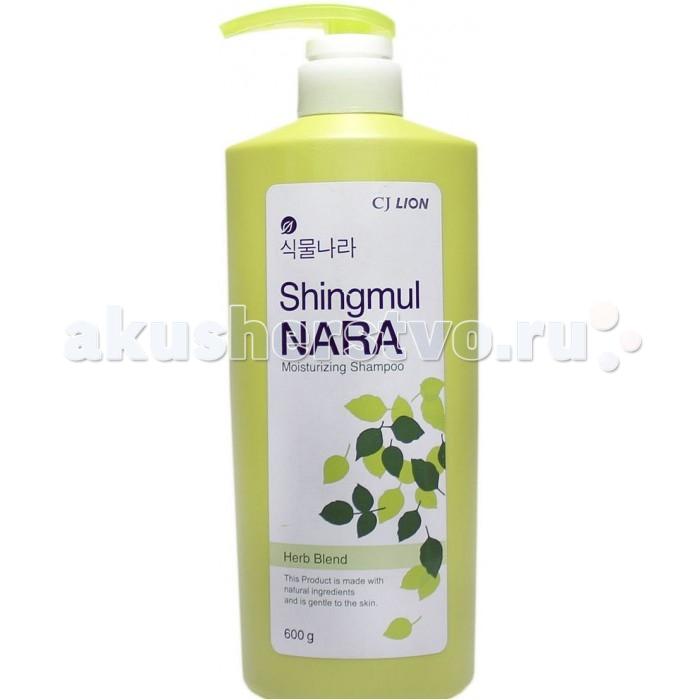 CJ Lion Шампунь Растительный мир для нормальных волос 600 мл