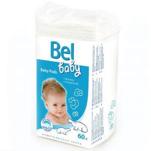 Hartmann Bel Baby Pads ватные подушечки 60 шт.Bel Baby Pads ватные подушечки 60 шт.Детские ватные подушечки Bel Baby Pads Hartmann предназначены для бережного очищения и нанесения различных средств(крем, лосьон, масло) на кожу малыша.  Изготовлены из 100% хлопка, мягкие. Содержат алоэ вера и провитамин B5 Быстро пропитываются детским маслом или водой  Дерматологически протестированы.    Состав: хлопок 100%  Количество: 60 шт.<br>