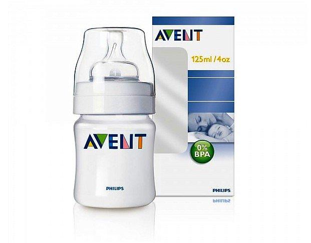 Бутылочка Philips-Avent для кормления SCF680/17 125 млдля кормления SCF680/17 125 млБутылочка для кормления Philips-Avent SCF680/17  Беспокойное поведение, раздражительность и волнение свойственны новорожденным и выражаются в плаче. Клинические исследования доказали, что бутылочка Philips-Avent значительно снижает риск возникновения колик и появления раздражительности, особенно в ночное время.  Бутылочка Philips-Avent способствует полноценному кормлению, что является залогом хорошего крепкого сна малыша.    Объем одной секции: 125 мл Материал: Полипропилен (без бисфенола-А) Количество: 1 шт.<br>