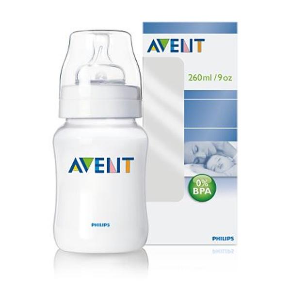Бутылочки Philips-Avent для кормления SCF683/17 260 мл