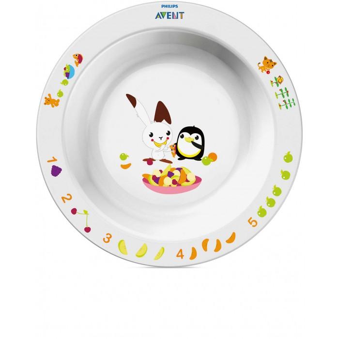 Посуда Philips-Avent Тарелка глубокая 450 мл