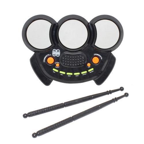 Музыкальные игрушки 1 Toy Мини барабан Т55141
