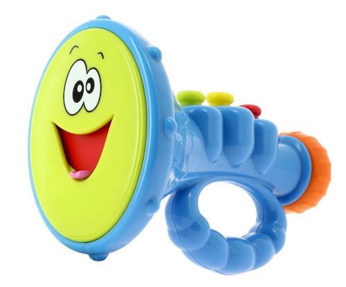 Музыкальные игрушки 1 Toy Дудка