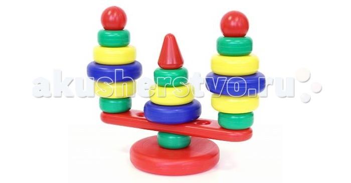 Развивающая игрушка Класата Пирамидка КарусельПирамидка КарусельПирамидка Наша Игрушка Карусель  Детали крупные - малышам легко с ними играть, и их невозможно проглотить.  Пластиковые игрушки Класата легко собрать и в них весело играть! Все детали просто и без труда скрепляются между собой.  Игрушка безопасна для здоровья ребенка и помогает развить полезные навыки: моторику, координацию движений, логическое мышление.<br>