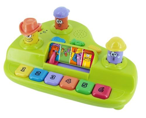 Музыкальные игрушки 1 Toy Музыкальная станция