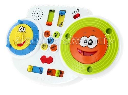 Музыкальные игрушки 1 Toy Пульт Маленький диджей