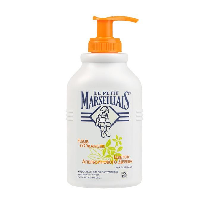 Le Petit Marseillais Жидкое мыло Цветок Апельсинового Дерева 300 мл