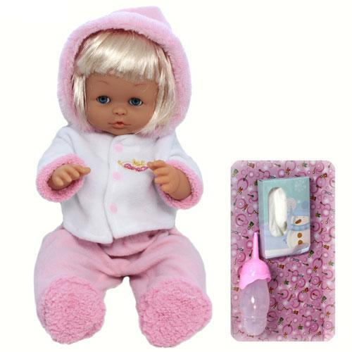 Куклы 1 Toy Простуженный малыш