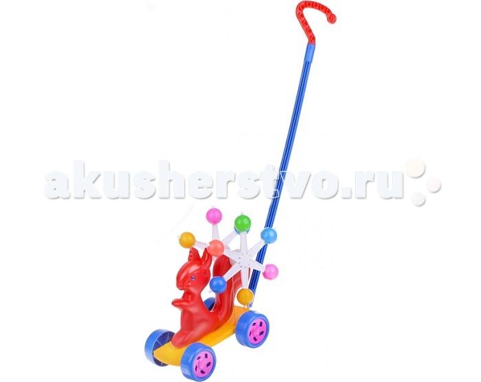 Каталка-игрушка Wieslaw Suchanek Белочка