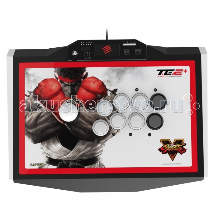 Mad Catz PS 4 �������� ���� Street Fighter V Arcade Fightstick TE2+