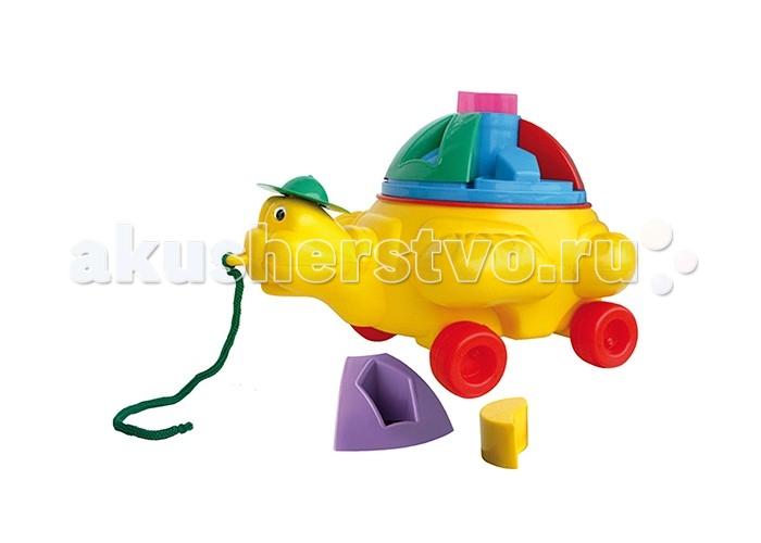 Каталка-игрушка Nina логическая - черепаха