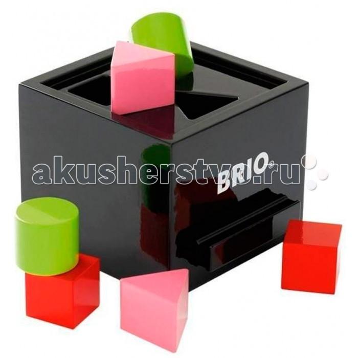 Сортеры Brio Сортер с кубиками
