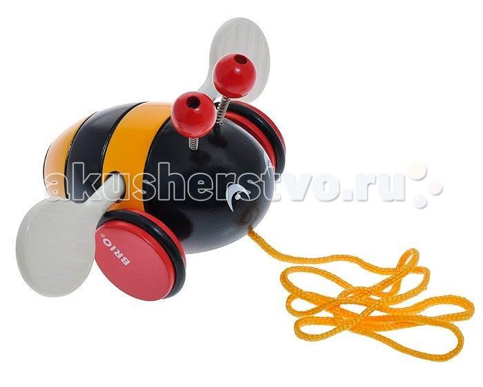 Каталка-игрушка Brio Пчелка