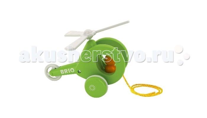 Каталка-игрушка Brio Вертолет