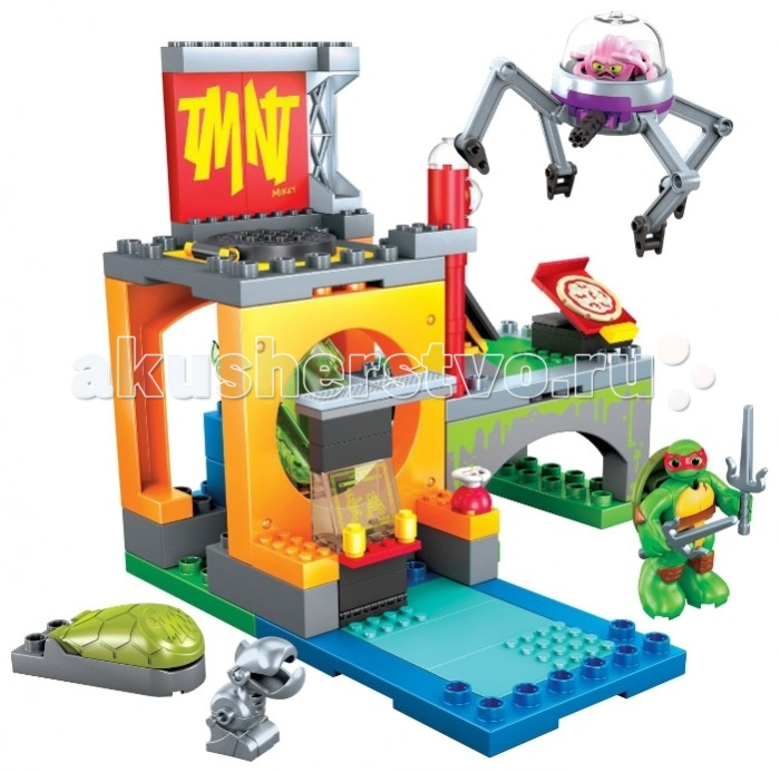 ����������� Mega Bloks Mattel ���������-������: ������� ������� (115 �������)