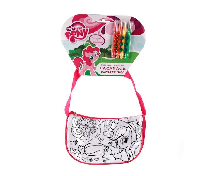 Multiart Набор для росписи сумки My Little Pony